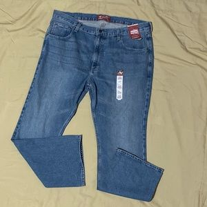 Arizona Men's Bootcut Jeans Size 38/30